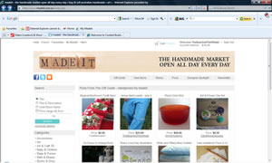 The Bear & The Whale jersey pants featured in Madeit's Picks From the Gift Guide